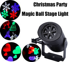 Laser Stage Lighting Outdoor by Led Stage Light Laser Projector Lamps Heart Snow Spider Bat