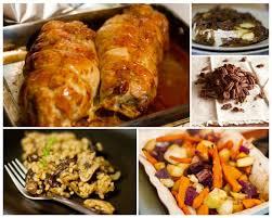 thanksgiving menu 2012 currents