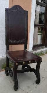 Spanish Colonial Dining Chairs Renaissance Architectural Renaissance Chairs Spanish Colonial