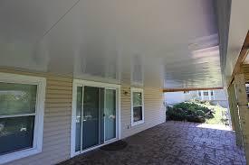 aesthetic design u0026 build under deck ceilings portfolio