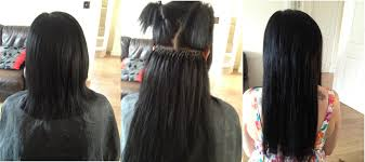 Infusions Hair Extensions by Pictures Of Fusion Hair Extensions Tape On And Off Extensions