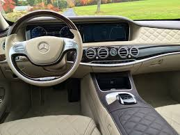 mercedes maybach 2016 mercedes maybach s600 test drive review autonation drive