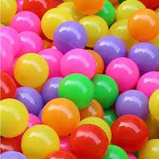 plastic balloons air plastic balloons multicolor balls bouncy trolines
