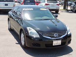 2011 used nissan altima with leather sunroof heated seats at the