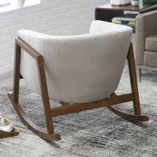 Gray Rocking Chair Belham Living Rowan Tub Rocking Chair Hayneedle