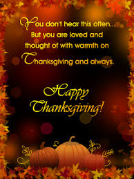 thanksgiving wishes ecardcorner