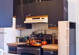 peinture ardoise cuisine créer un tableau noir avec la peinture ardoise bnbstaging le
