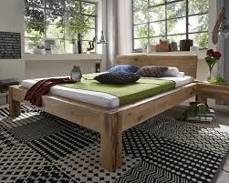 Schlafzimmer Naturholz Massivholz Bett Baumkante Artikelbild 3 Mein Haus Mein Garten