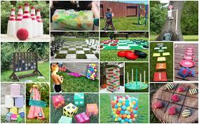 Diy Backyard Games by 20 Diy Backyard Games To Get You Fired Up For Summer Babbleworld
