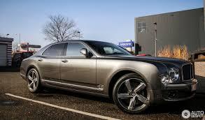 Bentley Mulsanne Speed 2015 30 May 2017 Autogespot