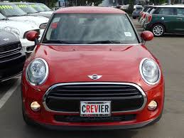pink mini cooper 2018 new mini cooper hardtop 2 door at crevier mini serving santa