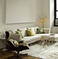 Home Decorating Ideas Living Room Walls by 10 Sneaky Ways To Make A Small Space Look Bigger The Everygirl