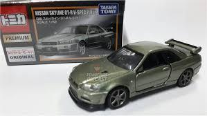 tomica nissan tomica premium gt spec nur ii tomicars diecast shop