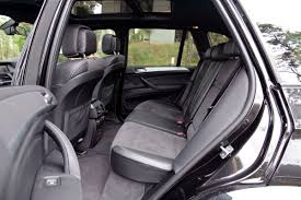 Bmw X5 7 Seater Boot Space - bmw x5 m50d review caradvice