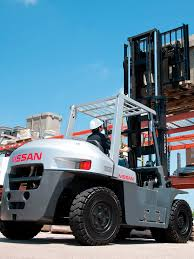 truck nissan diesel diesel forklift ride on for the recycling industry heavy