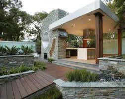 modern indoor outdoor kitchen designs with modern outdoor kitchen