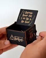 Engraved Music Box Better Harry Potter Music Box Deals
