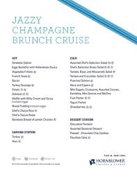 jazzy chagne brunch cruise 1 source for all cruise tickets