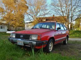 1982 Corolla Wagon Seattle U0027s Parked Cars 1982 Subaru Gl Wagon