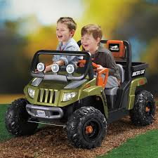 power wheels jeep yellow amazon com power wheels arctic cat 1000 green orange toys u0026 games
