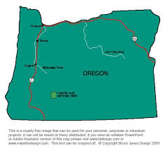 map of oregon near crater lake location crater lake national park oregon
