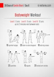 Bedroom Workout No Equipment Timing Your Cardio Workout For Maximum Fat Loss U2013 Colok8
