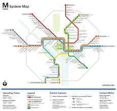 Dulles Terminal Map Improving Wayfinding On The Metro Transit Oriented Design