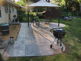 Stamped Concrete Patio Designs Pictures by 16 Best Stamped Concrete Patios Images On Pinterest Patio Ideas