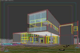 3d cad house models