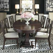 oval dining room table sets oval dining table for 6 extraordinary oval dining room sets for 6