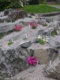 100 how to start a rock garden how to install a dry creek