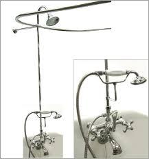 Clawfoot Tub Faucet With Shower Tub Shower Faucet Parts Impressive Design Design Troo