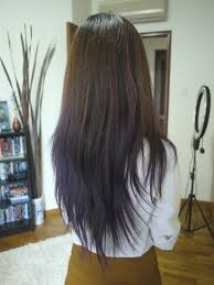 hairstyles with layered in back and longer on sides long layered haircuts back long layered hairstyles back view black