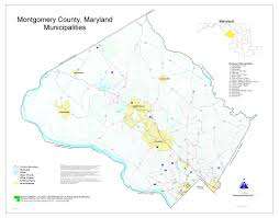 Virginia County Maps by Map Library Montgomery Planning