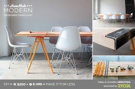 Inexpensive Conference Table Homemade Modern Ep64 Conference Table