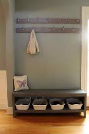 Diy Bench With Storage Entryway Decor Ideas Diy Projects Craft Ideas U0026 How To U0027s For Home