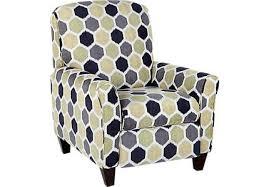 light blue recliner chair blue recliners light dark navy