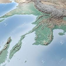 Himalayas On World Map by Himalayas Map Stock Photos U0026 Pictures Royalty Free Himalayas Map