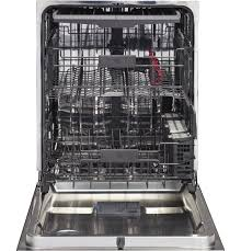 Stainless Steel Covers For Dishwashers Ge Stainless Steel Interior Dishwasher With Hidden Controls