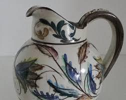 Denby Vase Pottery Glyn Colledge Etsy