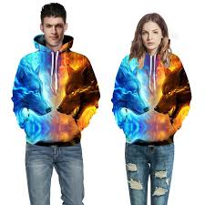 digital wolf hoodie costume free shipping u2013 gift ideas hut