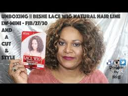 beshe 1b wine unboxing beshe lace wig natural hair line lw mini f1b 27 30 and a