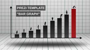 Bar Graph Template Excel Bar Graph Prezi Template Prezibase
