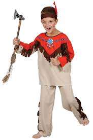Indian Halloween Costumes Girls Native American Indian Kids Fancy Dress Wild West Book Week Boys