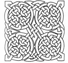 celtic knot coloring pages coloring