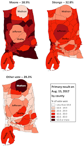 Midterm Election Map by Larry J Sabato U0027s Crystal Ball