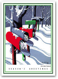 eyvind earle christmas cards eyvind earle