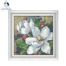 wall ideas magnolia canvas wall art magnolia tree wall art 3d