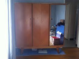 armoire vintage chambre armoire de chambre vintage occasion clasf