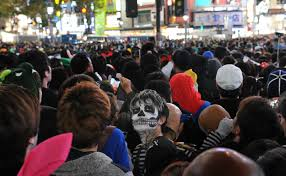 saturday night halloween party security challenge for police growing along with popularity of